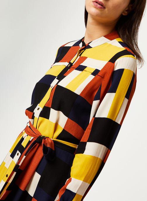 Vêtements Selected Femme Slfhadley Dress Marron vue face