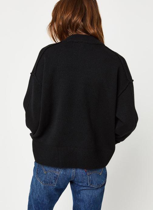 Kleding Selected Femme Slfcaroline Knit Zwart model