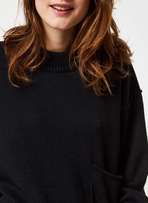 Kleding Selected Femme Slfcaroline Knit Zwart voorkant