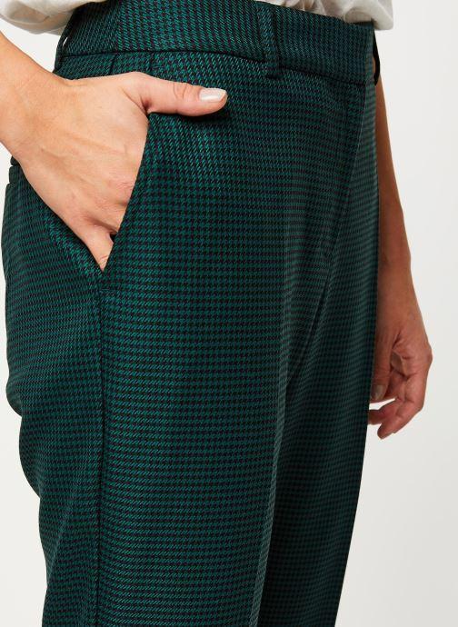 Vêtements Selected Femme Slfluna Pant Noir vue face