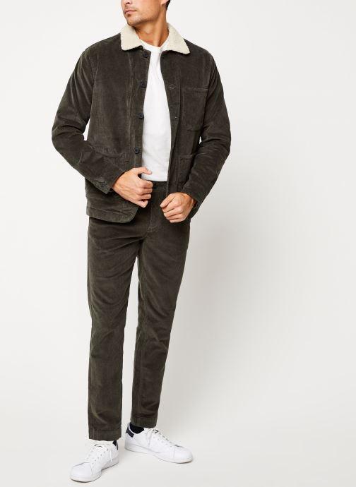 Vêtements Selected Homme Slhjackson Jacket Noir vue bas / vue portée sac