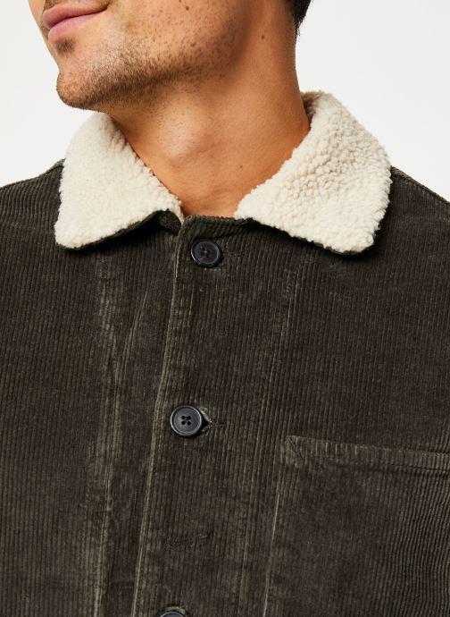 Vêtements Selected Homme Slhjackson Jacket Noir vue face