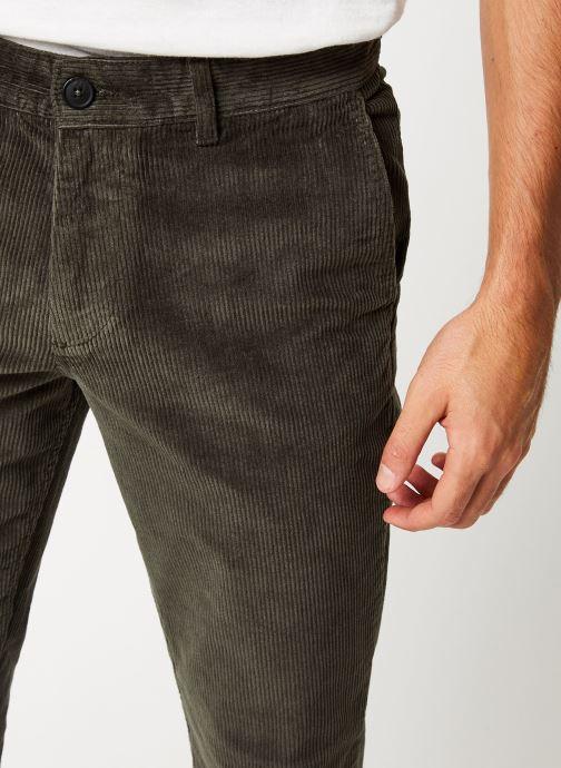 Vêtements Selected Homme Slhslim-Ryan Pants Noir vue face