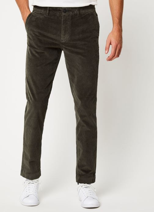 Vêtements Selected Homme Slhslim-Ryan Pants Noir vue détail/paire