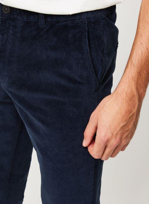 Vêtements Selected Homme Slhslim-Ryan Pants Bleu vue face