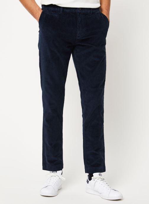 Vêtements Selected Homme Slhslim-Ryan Pants Bleu vue détail/paire