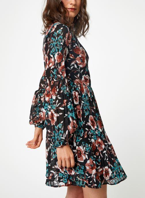 Kleding Y.A.S Yascamelia Dress Zwart rechts