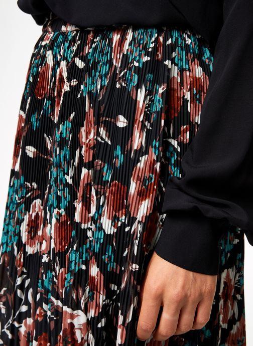 Kleding Y.A.S Yascamelia Skirt Zwart voorkant