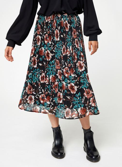 Kleding Y.A.S Yascamelia Skirt Zwart detail