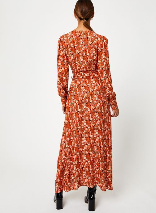 Kleding Y.A.S Yaskathleen Dress Rood model