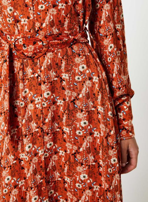 Kleding Y.A.S Yaskathleen Dress Rood voorkant