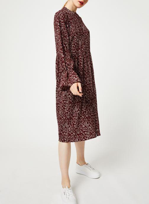 Vêtements Y.A.S Yasfilax Dress Rouge vue bas / vue portée sac