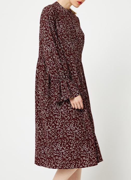 Vêtements Y.A.S Yasfilax Dress Rouge vue droite