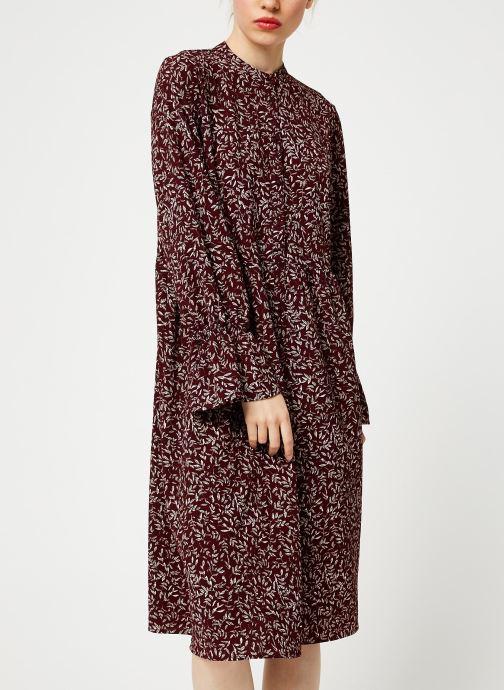 Vêtements Y.A.S Yasfilax Dress Rouge vue détail/paire