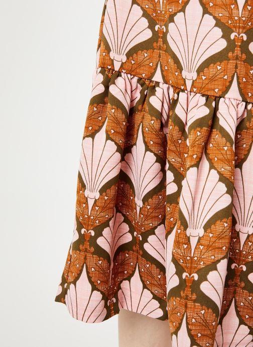 Vêtements Y.A.S Yasgabrielle Midi Orange vue face