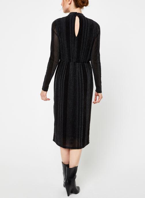 Vêtements Y.A.S Yasdiane Dress Noir vue portées chaussures