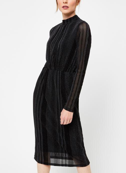 Vêtements Y.A.S Yasdiane Dress Noir vue détail/paire