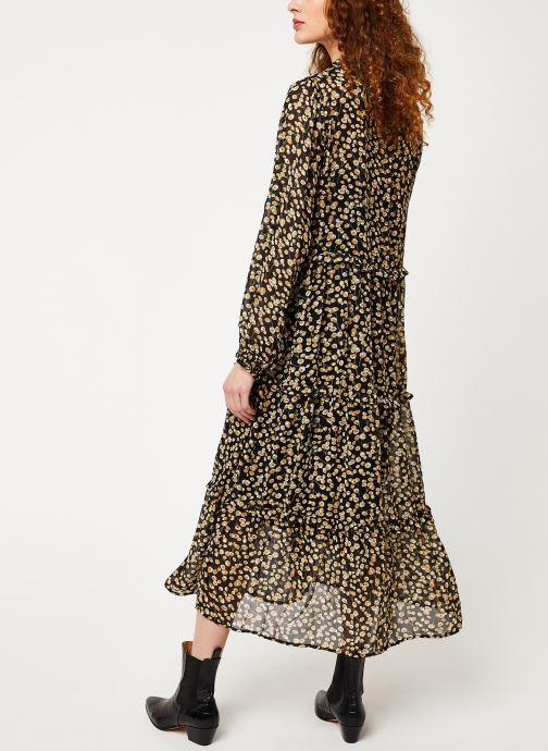 Vêtements Y.A.S Yasclaris Dress Noir vue portées chaussures