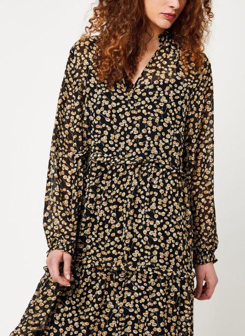 Kleding Y.A.S Yasclaris Dress Zwart detail