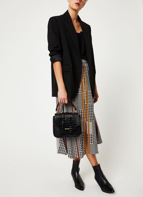 Vêtements Y.A.S Yaskesha Skirt Gris vue bas / vue portée sac