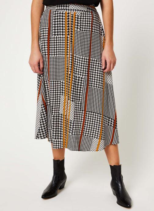 Vêtements Y.A.S Yaskesha Skirt Gris vue détail/paire