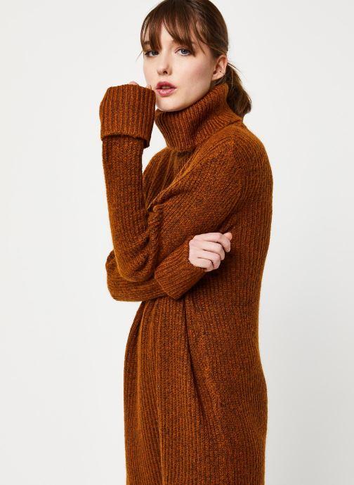 Vêtements Y.A.S Yastess Knit Marron vue droite