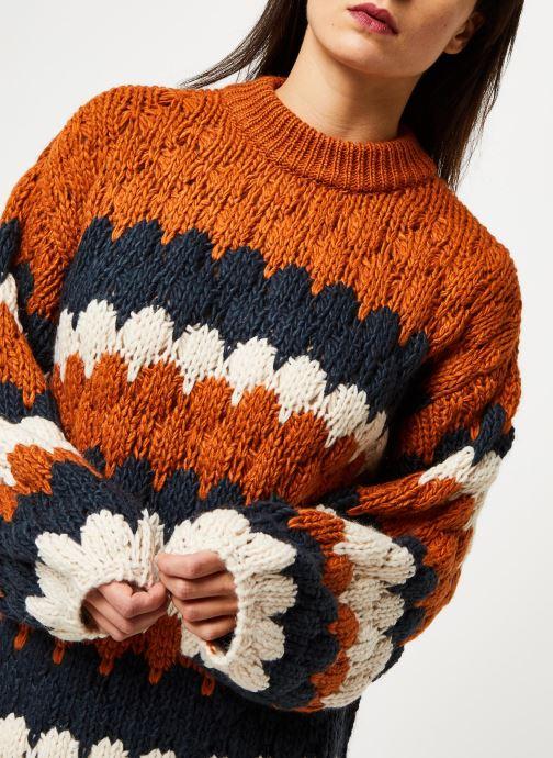 Vêtements Y.A.S Yastoni Knit Marron vue face