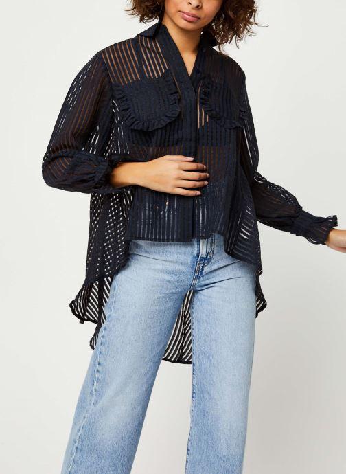 Vêtements Y.A.S Yasbillie Shirt Noir vue droite