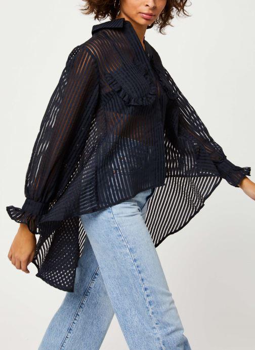 Vêtements Y.A.S Yasbillie Shirt Noir vue détail/paire