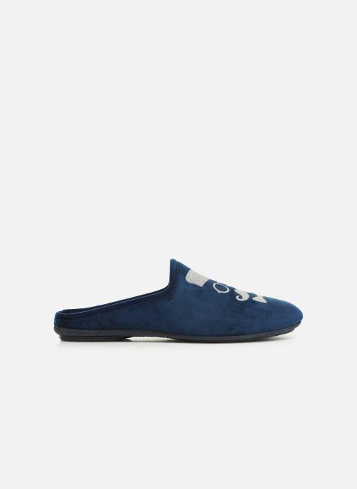 Pantofole Rondinaud Parana Azzurro immagine posteriore