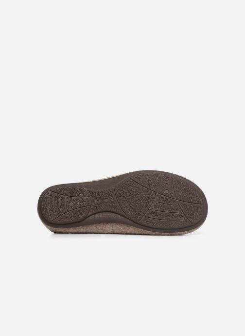 Pantoffels Rondinaud Cavalon Beige boven