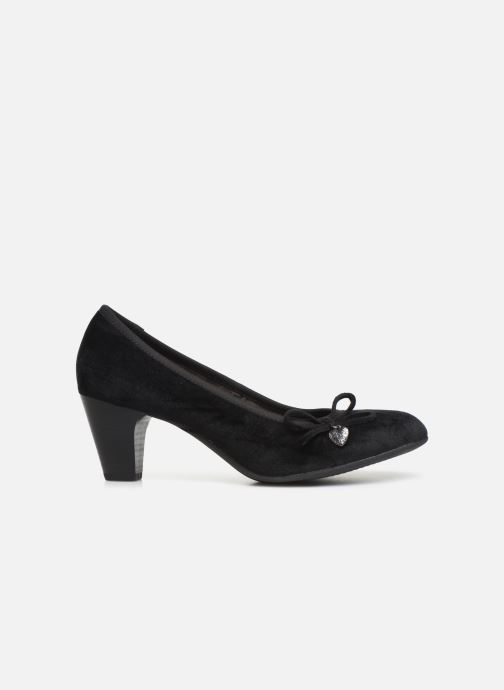 High heels S.Oliver Ariana Black back view