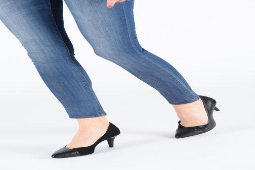 Zapatos de tacón S.Oliver Clea Negro vista de abajo