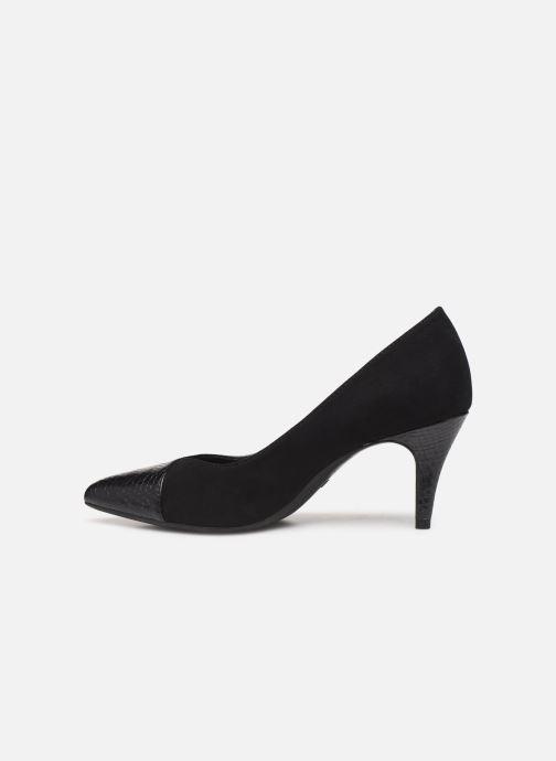 Zapatos de tacón S.Oliver Clea Negro vista de frente