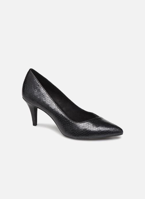 Høje hæle S.Oliver Clea Sort detaljeret billede af skoene