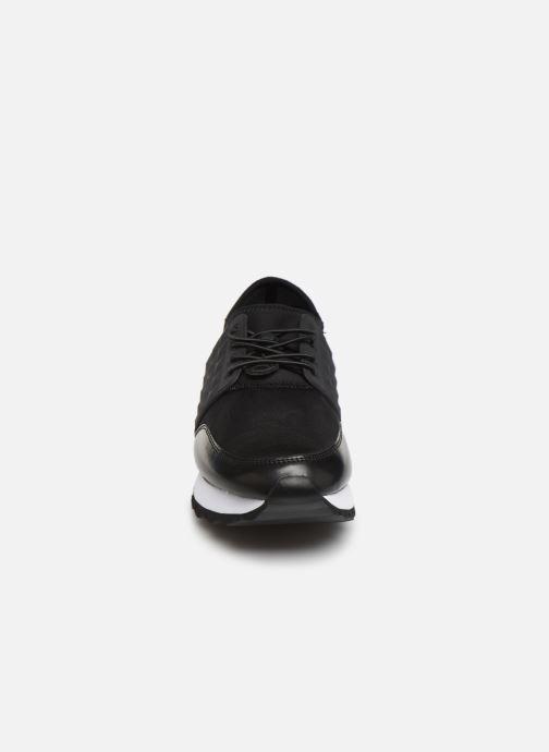 Sneaker S.Oliver Fiona schwarz schuhe getragen