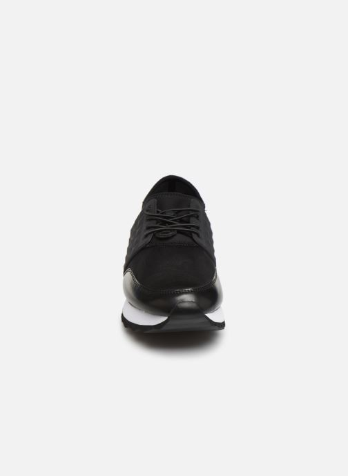 Baskets S.Oliver Fiona Noir vue portées chaussures
