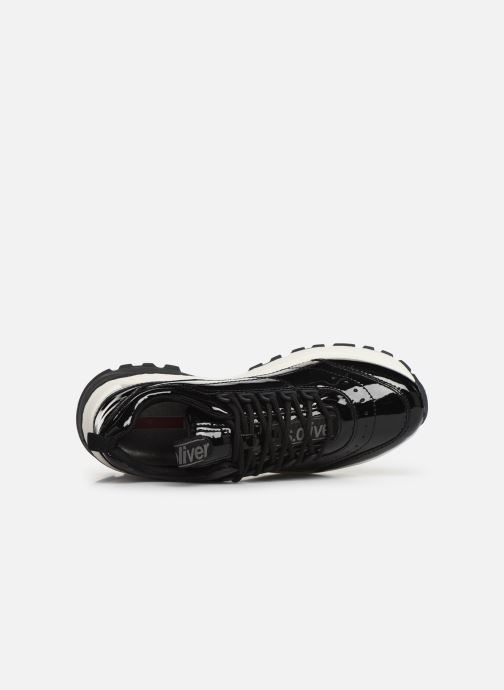 Sneakers S.Oliver Jordana Sort se fra venstre