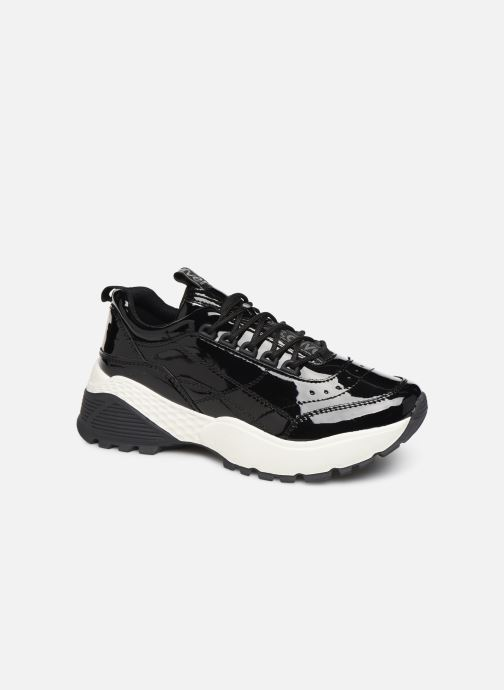 Sneakers S.Oliver Jordana Sort detaljeret billede af skoene