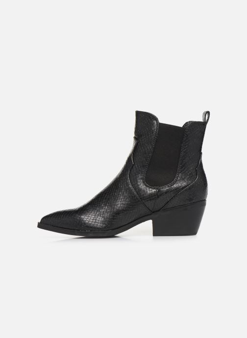 Ankle boots S.Oliver Freia Black front view