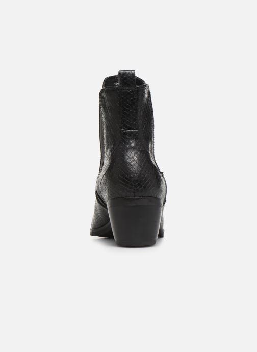 Bottines et boots S.Oliver Freia Noir vue droite