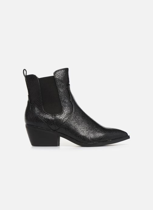 Stiefeletten & Boots S.Oliver Freia schwarz ansicht von hinten