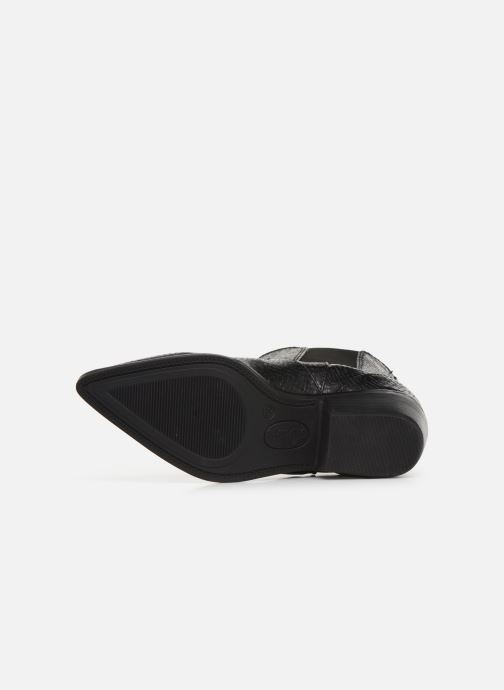 Ankle boots S.Oliver Freia Black view from above