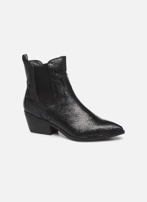 Ankle boots S.Oliver Freia Black detailed view/ Pair view