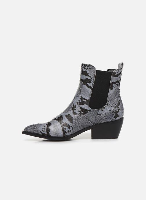 Bottines et boots S.Oliver Freia Gris vue face