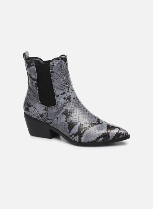 Boots en enkellaarsjes S.Oliver Freia Grijs detail