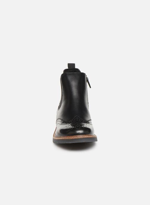 Bottines et boots S.Oliver Alexa Noir vue portées chaussures