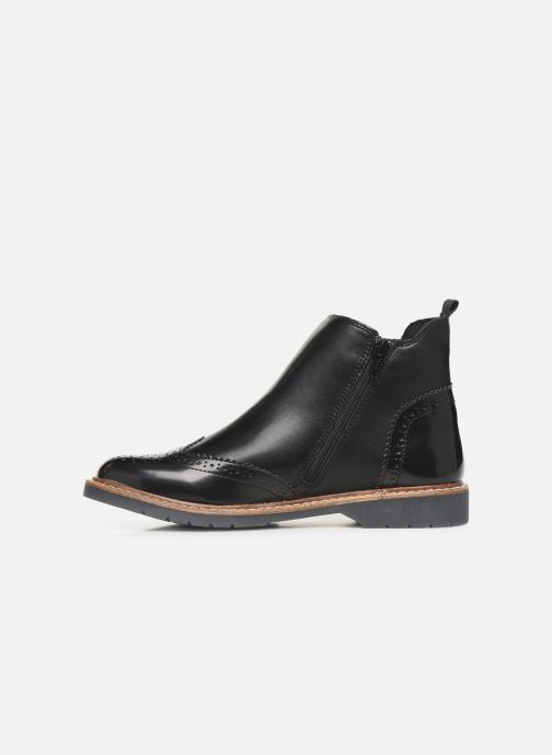 Ankle boots S.Oliver Alexa Black front view