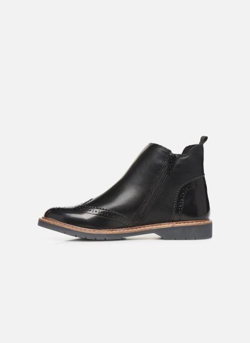 Stiefeletten & Boots S.Oliver Alexa schwarz ansicht von vorne