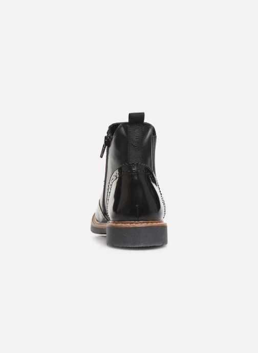 Bottines et boots S.Oliver Alexa Noir vue droite